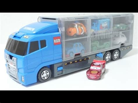 Tomica Disney Finding Dory Nemo Carry 14 favorite tomica convoy track finding nemo dory car