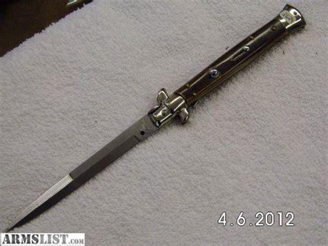 stilettos knives for sale armslist for sale many genuine italian stilettos and