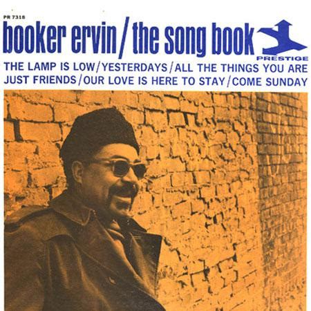 songs with our closed books booker ervin the song book