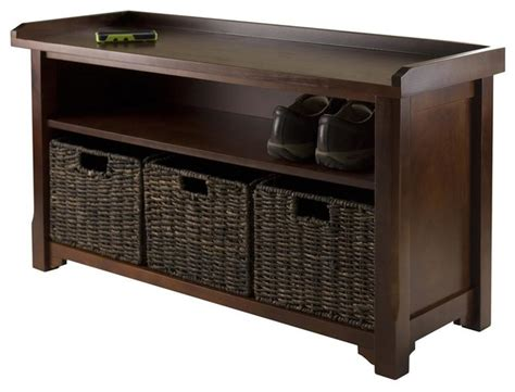 contemporary storage bench 40 in wooden storage bench contemporary benches