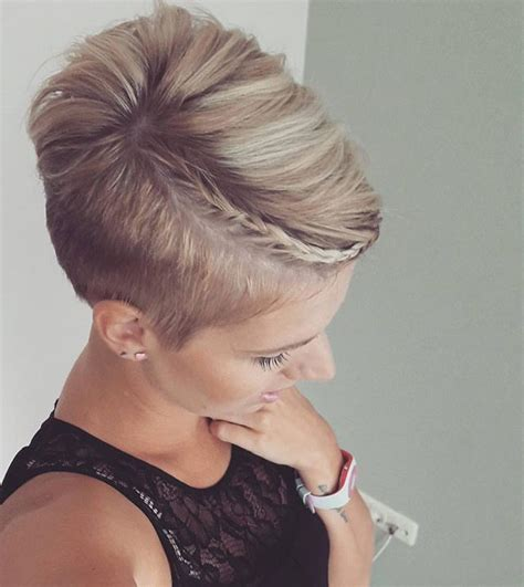 braided pixie cut 25 best ideas about undercut pixie haircut on pinterest