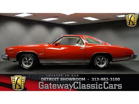 1975 pontiac lemans gt for sale 1975 pontiac lemans for sale hotrodhotline