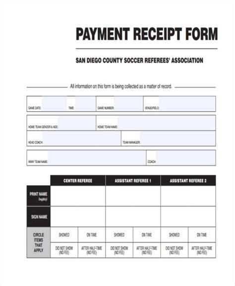 acknowledgement receipt form acknowledgement receipt of money sample