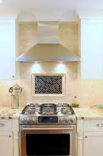 Kitchen Range Hood Designs by A Clean Crisp Kitchen Redo Becomes The Heart Of The Home