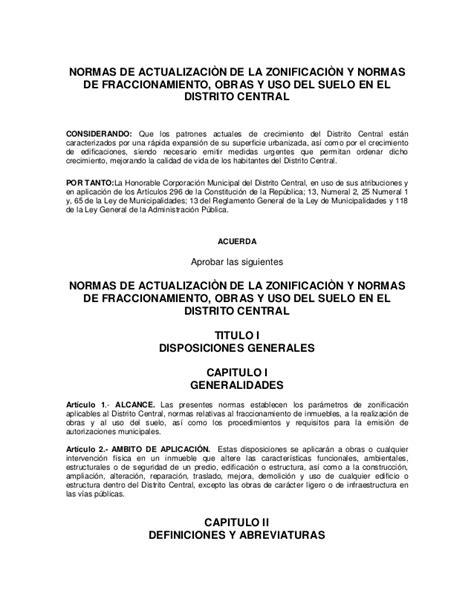 Metroplan - Honduras