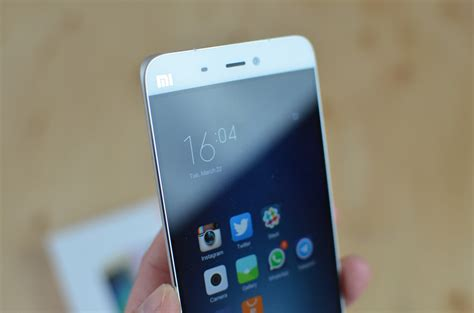 xiaomi mi5 review techradar xiaomi mi5 an 225 lisis review con caracter 237 sticas precio y