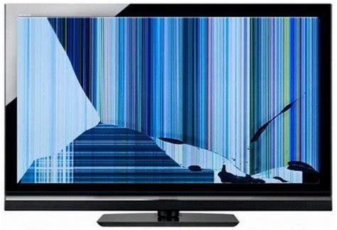 Tv Lcd Rusak memperbaiki lcd tv rusak layar datar led dengan garis