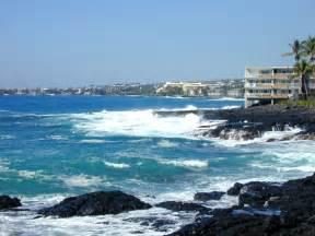 ocean front hawaii kailua kona hawaii
