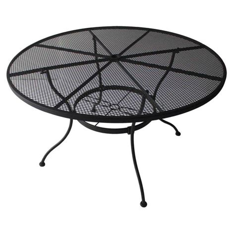 Shop Garden Treasures Davenport 48 in W x 48 in L Round