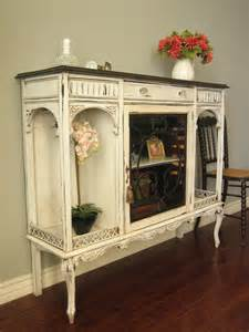Curio Cabinet Refinish European Paint Finishes Antique Curio Cabinet