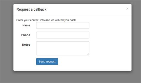 templates bootstrap rails callback request with bootstrap 3 for rails 4 application