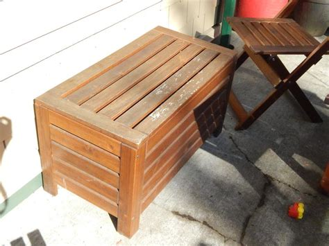 applaro storage bench ikea applaro storage bench ikea applaro patio table 2 chairs and