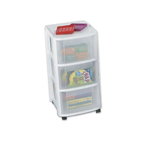 White Rolling Cart With Drawers 3 Drawer Rolling Cart White Sale Discount