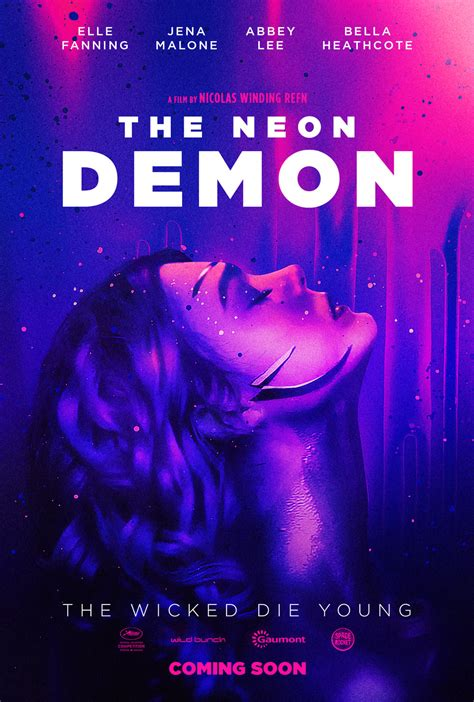 the neon demon new posters the neon demon 2016 posters the movie database tmdb