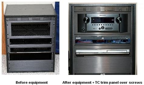 Middle Atlantic Racks by Middle Atlantic A V Racks 19 Quot Audio Rack Home Theater Cabinets Shelves Power Cords