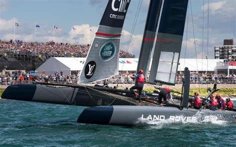 america s cup 2017 boats all you need to know - Boat To America From Uk