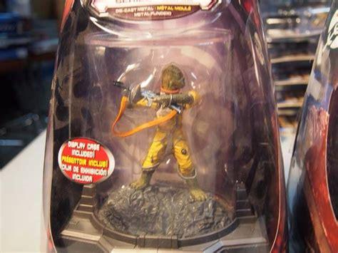 Wars Titanium Series Die Cast Boba Fett wars statues 2 die cast metal titanium series