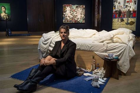 tracey emin my bed tracey emin s unmade bed sells at auction for 163 2 2