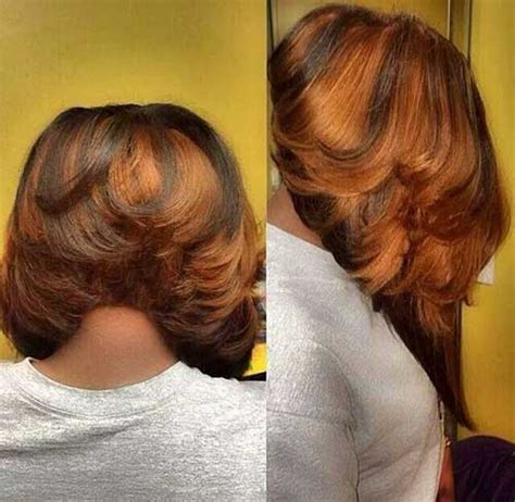 weave styles for fat faces short weave hairstyle with the back shaved