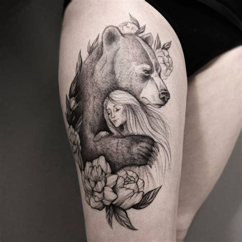 bear sleeve tattoo designs best 25 tattoos ideas on arm tattoos