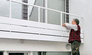balkongeländer vorschriften balkongel 228 nder selbst de