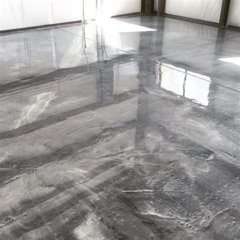epoxy metallic flooring systems seal krete high performance coatings