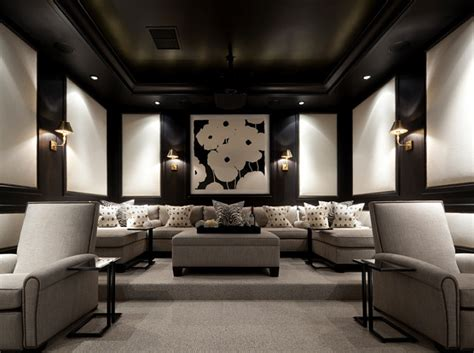 best color for media room theater theater rooms and home theaters on