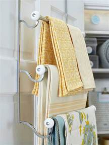 slivers of space storage linens towels and linen closet