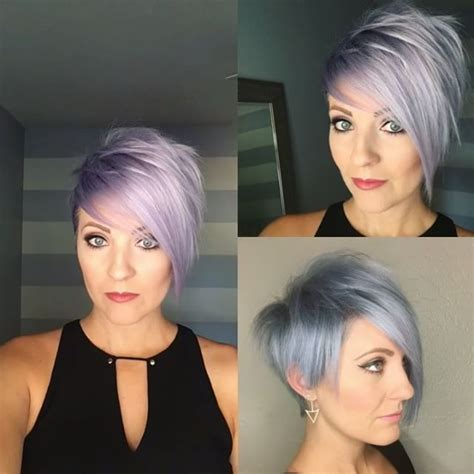 bomb hair cut 365 best gray hair images on pinterest hairstyles short