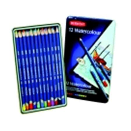 Derwent Watercolour Pencil 24 Set derwent highly pigmented non toxic water soluble