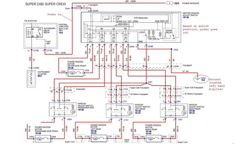 1997 ford f 150 radio wiring diagram wiring diagram with
