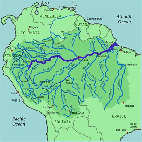 amazon river map file amazonrivermap svg wikimedia commons
