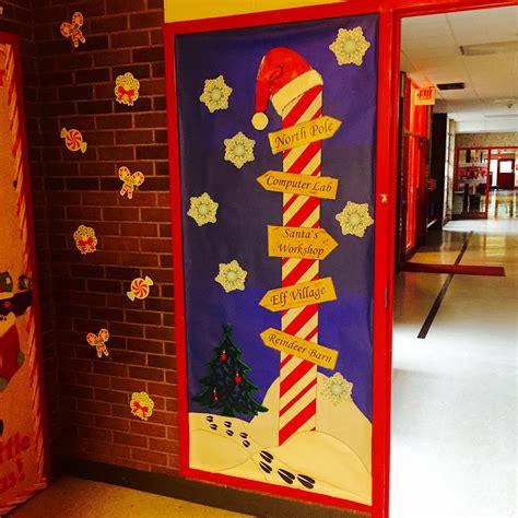 med lab christmas door pole door decorations billingsblessingbags org