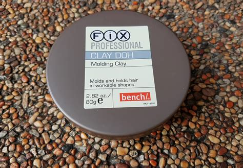 bench hair wax bench fix clay doh lite finally a more washable men s