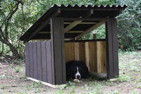 how to build a dog house with a porch how to build a modern dog house how tos diy