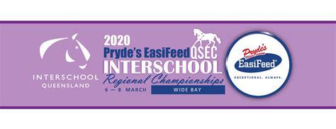 prydes easifeed iq wide bay regional championships equestrian queensland
