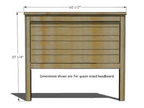 Free Headboard Plans by Headboard Plans Woodoperating Your Technique To Paper