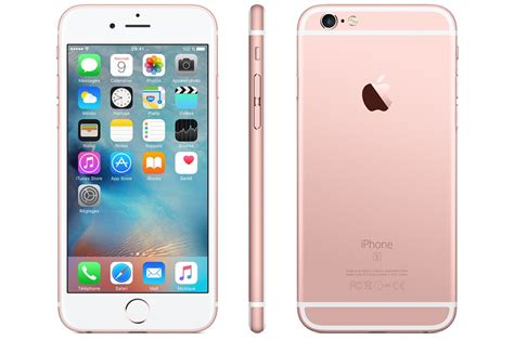 iphone apple iphone 6s 32go or 4261771 darty