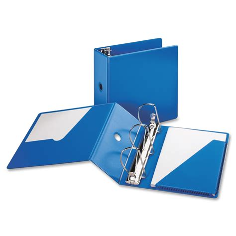Cardinal Office Supplies by Cardinal 11942 Cardinal Slant D Vinyl Locking Ring Binder