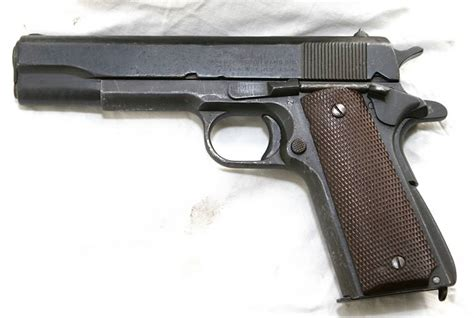deactivated colt 1911a1