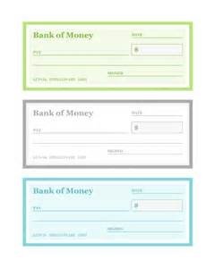 cheque template sle blank cheque template autos post