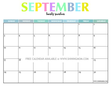 2017 printable calendar word printable 2017 calendars