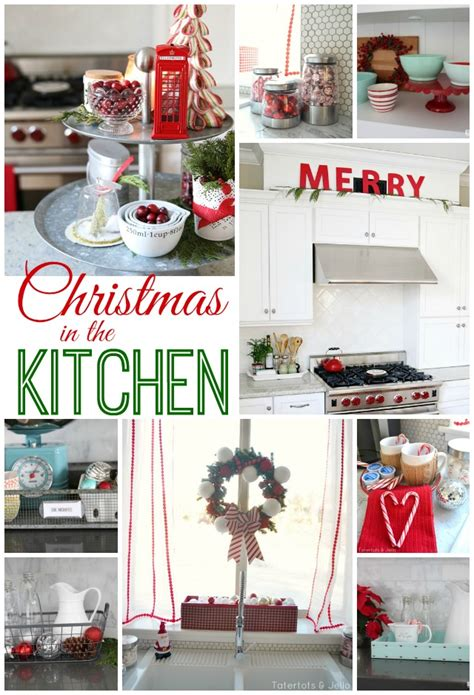 pictures of 10x10 kitchens home christmas decoration christmas in the kitchen 40 ways to make yours festive