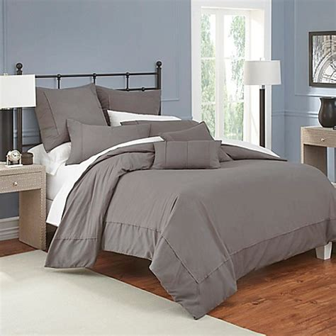 bed bath and beyond flatiron flatiron 174 metro linen comforter set bed bath beyond