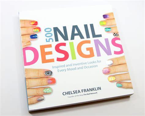 500 Nail Designs Book
