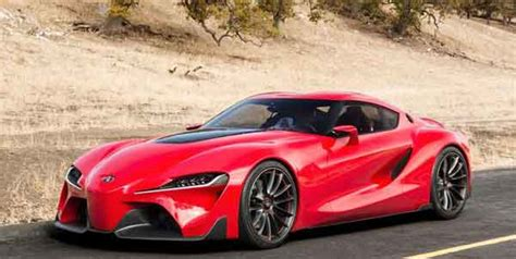 Toyota Supra Weight Automotive Testing Concepts And Car Photos