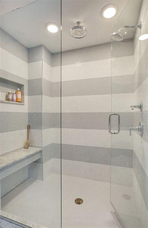 round bathroom tiles 30 ideas of using round mosaic bathroom tiles