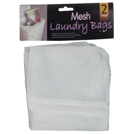 Set Laundry Bag mesh laundry bag set of 24 walmart