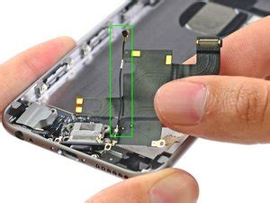 solved iphone 6 cellular antenna location replacement iphone 6 ifixit