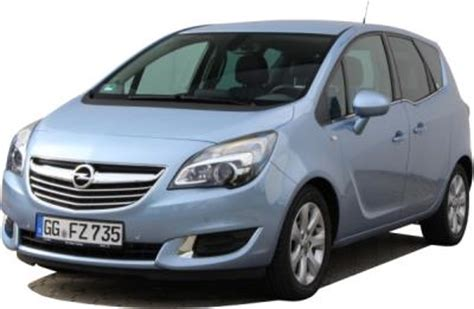 Opel Meriva Test Adac by Adac Auto Test Opel Meriva 1 6 Cdti Ecoflex Start Stop